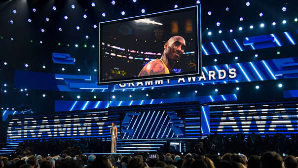 Grammy 2020: Alicia Keys rinde homenaje a Kobe Bryant al inicio de la gala