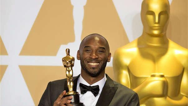 Kobe Bryant y el día en que sumó un Oscar a su lista de premios