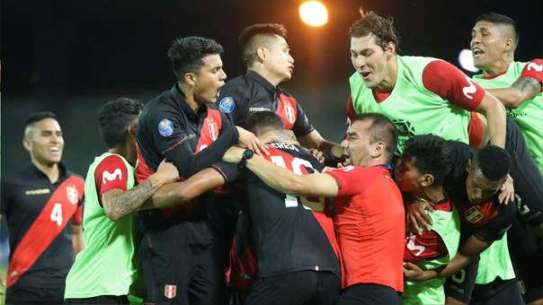 El próximo rival de Perú será Uruguay
