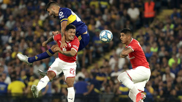 Boca Juniors vs. Independiente