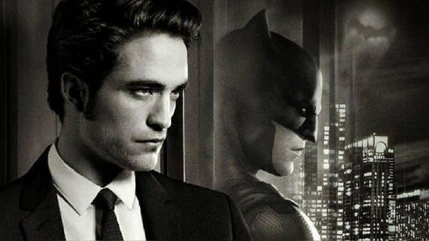 "DC imparable! ""The Batman"", protagonizada por Robert Pattinson ..."