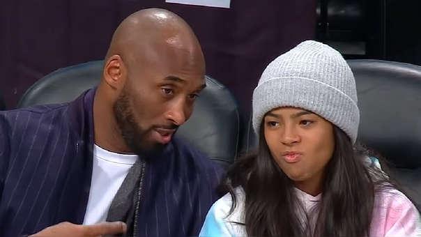 Gigi, de 13 años, falleció junto a su padre Kobe Bryant en un accidente aéreo.
