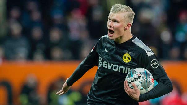 ¿Por qué los goles de Haland con el Dortmund ayudan a los pensionistas en Noruega?