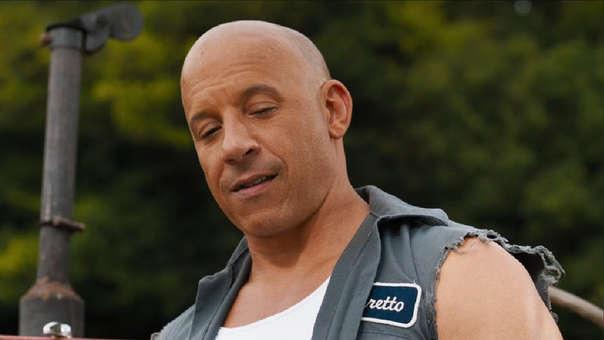 El actor Vin Diesel publicó el teaser oficial de