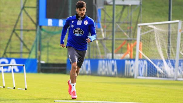 Deportivo La Coruña oficializó la rescisión de Beto Da Silva.