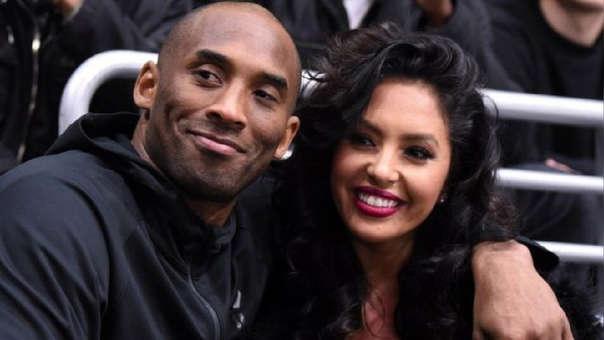 El gesto de amor de la esposa de Kobe Bryant tras accidente en helicóptero
