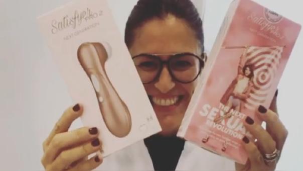 Este nuevo juguete sexual promete revolucionar este mercado.