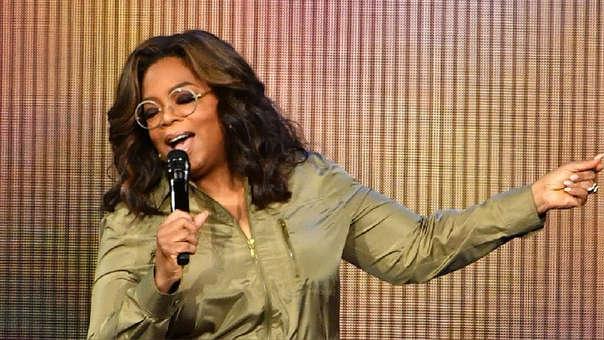 Oprah Winfrey es una de las mujeres más famosas y exitosas de los Estados Unidos.