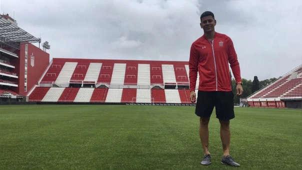 Estudiantes anunció oficialmente la incorporación de Marcos Rojo.