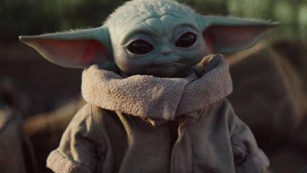 Baby Yoda es uno de los personajes de