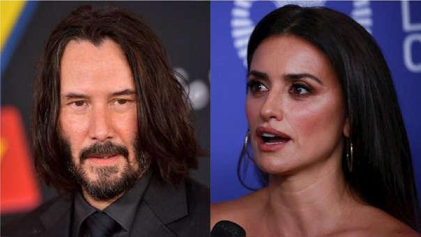 Keanu Reeves y Penélope Cruz son parte de la lista de presentadores en los Oscar 2020.