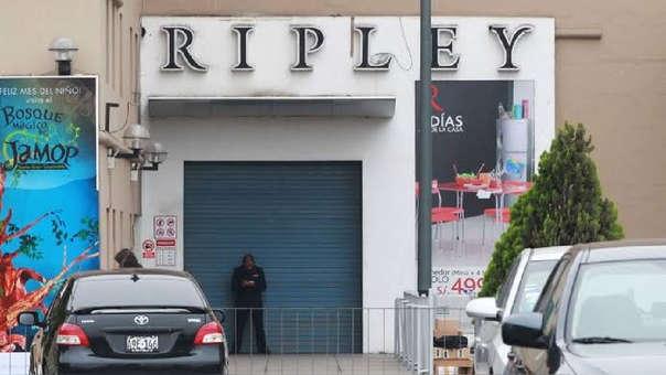 Indecopi sancionó a Banco Ripley.