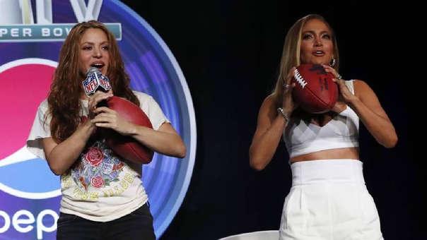 5 cosas que debes saber del show que darán Jennifer Lopez y Shakira.