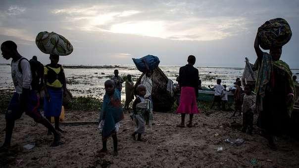 Población africana