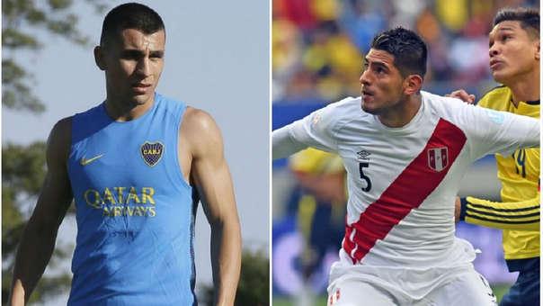 Boca Juniors: el defensor xeneize Junior Alonso se refirió a la llegada de Carlos Zambrano.