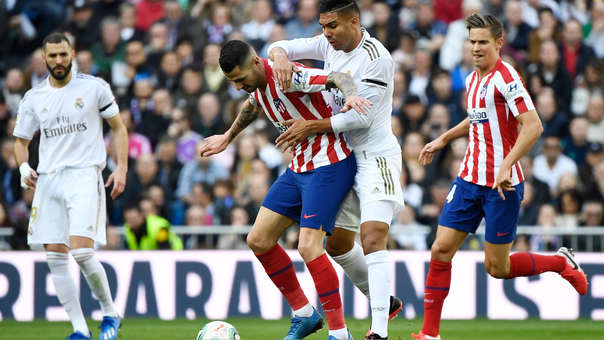 REAL MADRID-ATLETICO