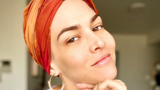 Anahí de Cárdenas fue diagnosticada con cáncer de seno.