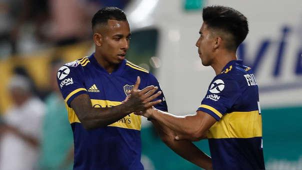 Boca Juniors vs. Talleres