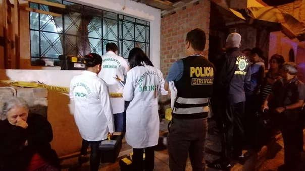 Crimen en Chaclacayo