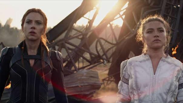 Scarlett Johansson protagoniza la película