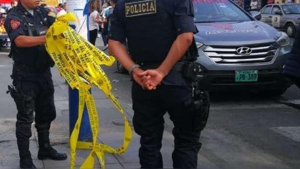 Crimen en Mi Perú