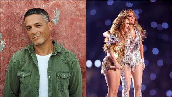 Alejandro Sanz habló sobre Shakira y Jennifer Lopez tras las críticas ante su presentación en el Super Bowl 2020.