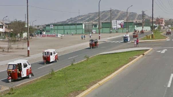 Jenny Vega Urbano fue asesinada cuando manejaba su mototaxi en la avenida Cusco en Mi Perú.
