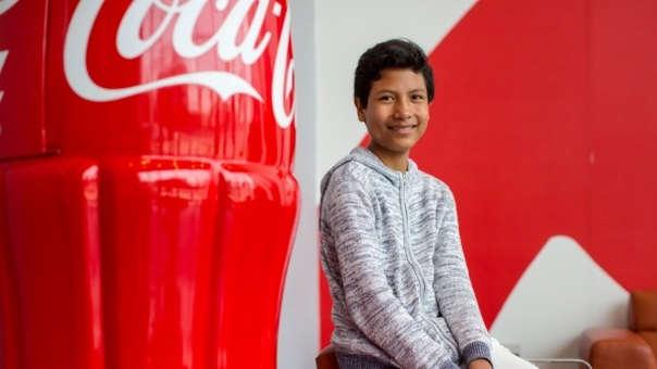 """El """"Niño Banquero"""" tiene nuevos planes para lograr un futuro sin residuos"""