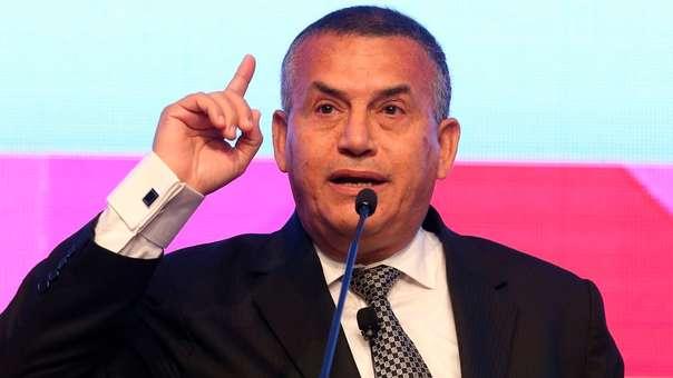 Daniel Urresti fue el congresista más votado de Lima.