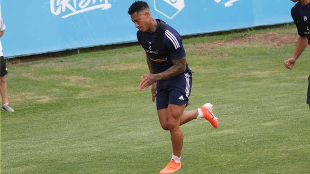 Ray Sandoval viajará con Sporting Cristal para enfrentar a Barcelona de Ecuador.