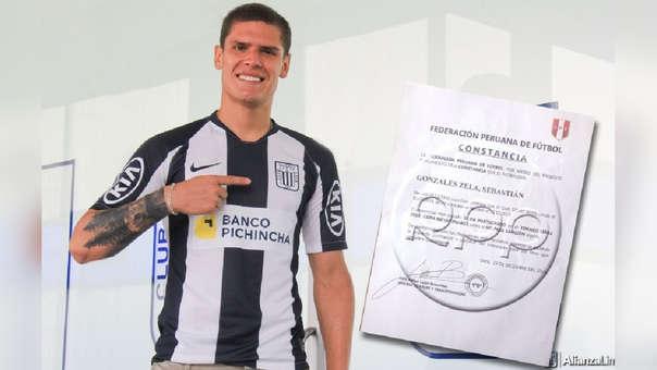 Sebastián Gonzales debutó en Sport Boys en la temporada 2018.