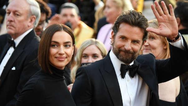 Irina Shayk y Bradley Cooper
