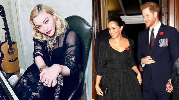 "Madonna, la reina del pop, continúa su gira ""Madame X""."