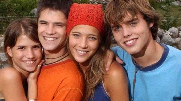 Felipe Colombo y Benjamín Rojas se reencuentran tras 18 años de la serie.
