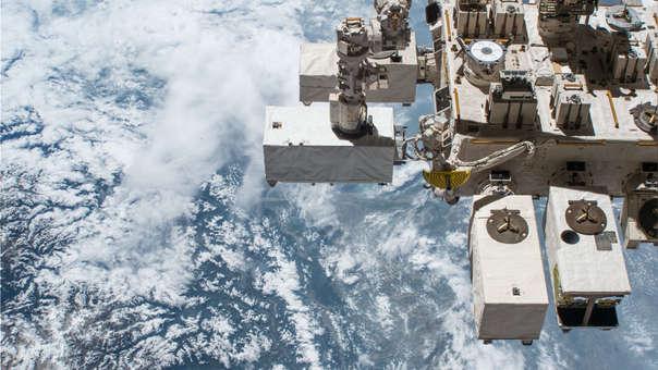 ECOSTRESS se lanzó a la Estación Espacial Internacional en junio de 2018