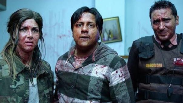 Anahí de Cárdenas es nominada a mejor actriz principal.