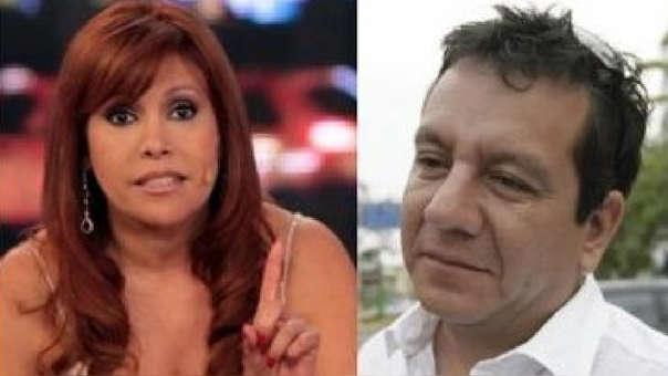 Magaly Medina recuerda su relación con Ney Guerrero: