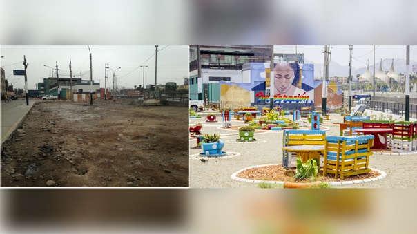 Ocupa Tu Calle, Municipalidad del Rímac