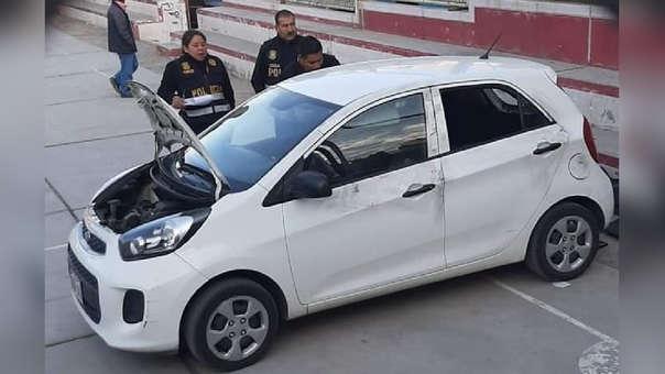 Auto robado