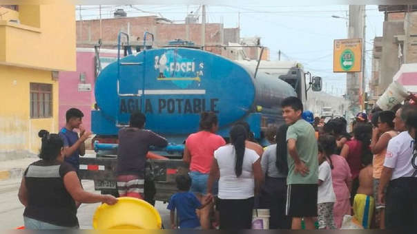 Entre 7 y 8 millones de peruanos no tienen acceso a agua potable.