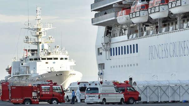 Crucero en Japón