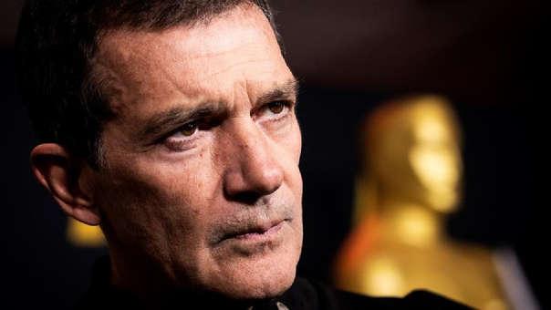 Antonio Banderas está nominado a Mejor actor por la película