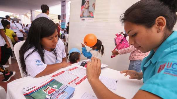 La anemia infantil disminuyó en 3.4% a nivel nacional.