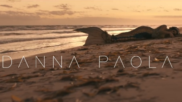 Danna Paola presenta nuevo sencillo.