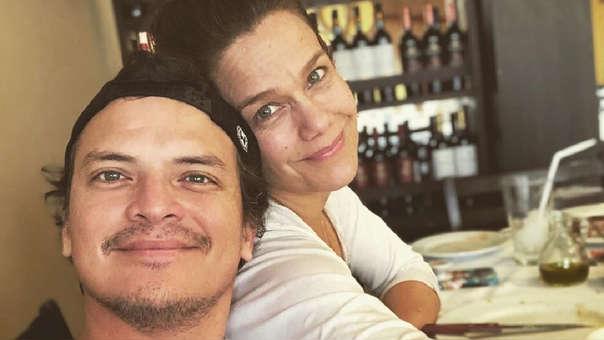 Óscar López Arias y Daniela Sarfati
