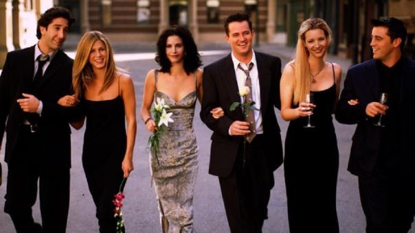Friends tendrá un especial en HBO Max.