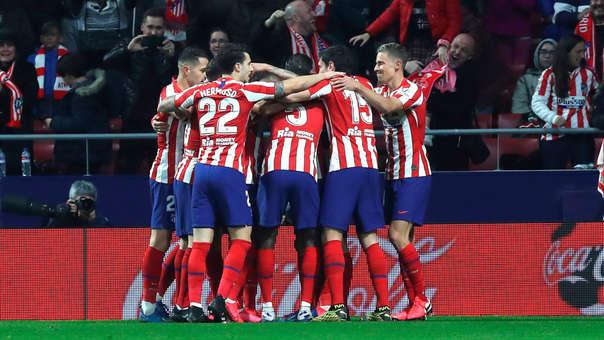 Atlético de Madrid vs. Granada