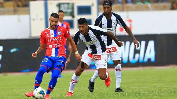 Alianza Lima vs. Carlos A. Mannucci