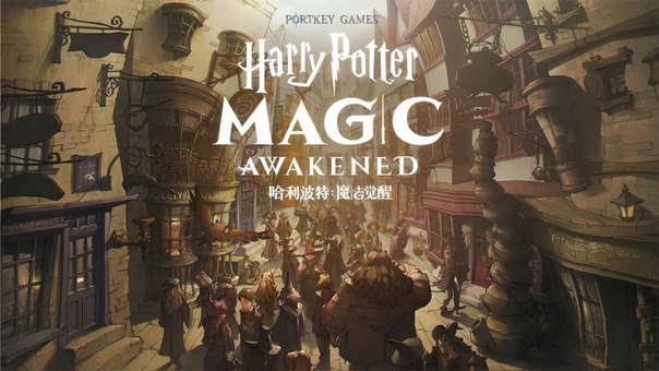 HP Magic Awakened