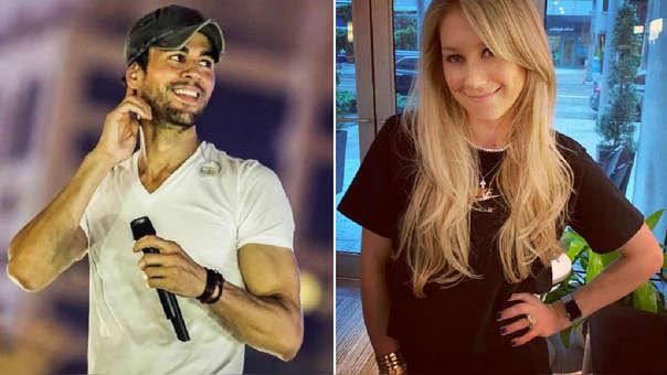 Enrique Iglesias y Anna Kournikova son padres por tercera vez